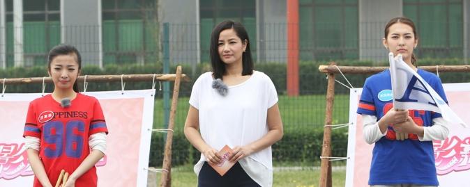 《电影新青年》终迎女导师 女神瞿颖为选手助威