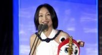 周迅获得最佳女演员奖 感恩大影节长久以来的支持与肯定