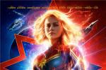 北美票房:《惊奇队长》登顶《驯龙高手3》降幅大