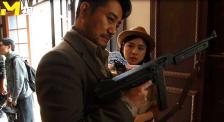 《解放了》媒體探班終於開啟 演員傅亨帶你了解槍械的秘密