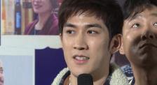 李治廷回应网友推荐 漫威首部华人英雄电影《上气》将开拍!