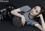 近日,杨幂为《MadameFigaro》中文版拍摄的一组时尚封面大片曝光。