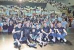 6月16日,电影《银河补习班》在上海戏剧学院实验剧院举行了超前放映。导演俞白眉、邓超,携演员白宇、孙浠伦、王西等人出席映后交流活动。电影《银河补习班》是邓超和俞白眉合作执导的第三部电影作品,一改往日癫狂喜剧的特点,走起了温情的现实主义题材。