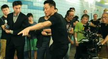邓超《银河补习班》北京首映 刘德华谈《扫毒2》监制心得