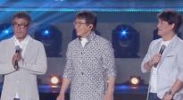 成龙、周华健、李宗盛老朋友相聚 台上互相模仿对方好欢乐