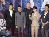 《沉默的证人》在京举行红毯仪式 杨紫等主演出席