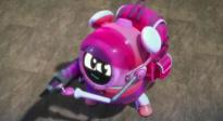 M观影团《赛尔号大电影7》 粉红色机器人颇受女孩子观众喜爱