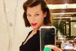 """""""生化女""""米拉·乔沃维奇宣布三胎喜讯 还是女孩"""