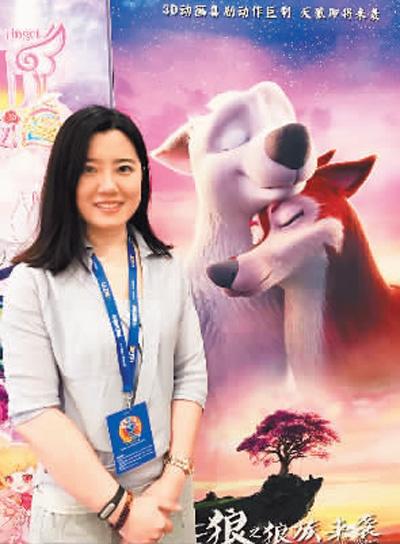 国产动画留下海归印记 用动画讲述更多中国故事