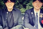 """9月12日,陈坤通过IG账号晒出与儿子陈尊佑的合照,并在配文中写到:""""陪伴是我的爱最好的体现。"""""""