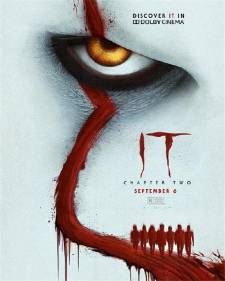 北美周末票房:《小丑回魂2》连续两周强势领跑!