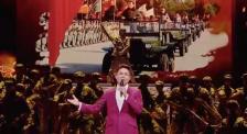 用电影致敬伟大时代!王传越现场演唱《建国大业》主题曲