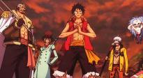 《航海王:狂热行动》曝首支中国版预告