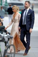 詹妮弗·劳伦斯将举行婚礼? 今年2月与男友订婚