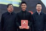杜江任北京消防宣传大使 演员力量传递社会力量