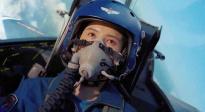 《我和我的祖国》宋佳第一次看飞行员起飞忍不住哭了