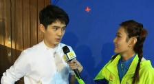 刘昊然采访夸奖陈飞宇:最欣赏的就是他的身高!