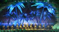 舞蹈《神鹿传说》闪耀舞台 讲述关于鹿的神话故事