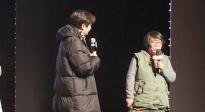 《囧妈》苏州路演 郭京飞粉丝带着一口锅应援