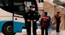 《战疫故事》聚焦抗疫前线的人民公安 病患感谢公安干警