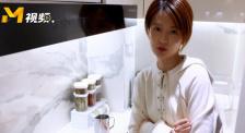 明星宅家日常 跟乔欣一起来做暖胃的泡菜豆腐汤