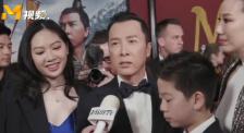 铁杆粉丝! 甄子丹陪女儿看过100遍《花木兰》动画片