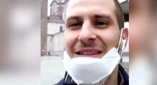 意大利小哥全程中文直播 介绍都灵市疫情状况
