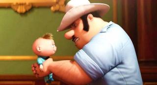 男子得罪一个小宝宝,却不知他有多厉害,一部搞笑动画片