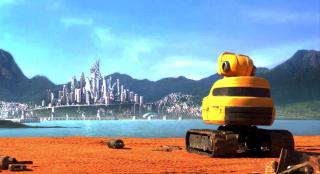 挖掘机一旦有了梦想,也会让人感动,一部温情动画片
