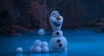 迪士尼推出《冰雪奇缘》衍生短剧集《和雪宝一起宅家》