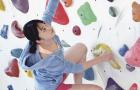攀岩的小寺同学
