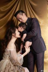 安以轩结婚三周年纪念日宣布怀二胎 预产期年底