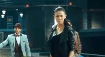张蓝心拍新戏《爷们》头部受伤 为不影响拍摄拒绝缝合伤口