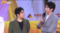乔杉艾伦现身上影节 分享《温暖的抱抱》幕后故事