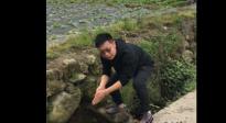 《温暖有光放映队》林永健 郭晓东感受云南腾冲的山泉水