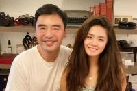 一场乌龙!钟镇涛否认女儿结婚:是个美丽的误会