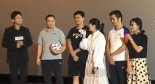 邓超兑现承诺 邀请战疫医生陈毅飞观看电影首映