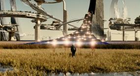 野外突现外星城市,原来地球另有隐形文明,一直藏在人类身旁!
