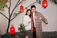 冯绍峰为老婆赵丽颖庆生 留言被淹没求网友