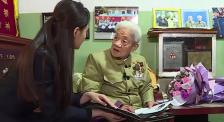 """抗美援朝护士王清珍讲述""""第一次帮伤员排尿"""""""