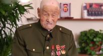 志愿軍老兵韓春回憶戰場的惡劣環境:很多人都凍死了
