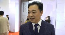 张晞临红毯专访:吃得好玩得好 和青年演员合作感觉特别好