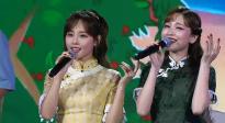 金莎、戚薇、白鹿、张嘉倪献上经典歌曲联唱 为金鸡奖送上祝福