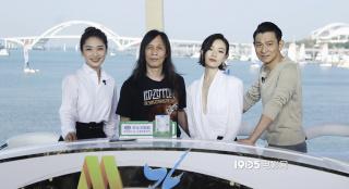 《拆弹专家2》做客金鸡奖直播间 刘德华倪妮互拍