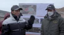 张艺谋导演新作聚焦抗美援朝 为新片赴东北堪景视频曝光
