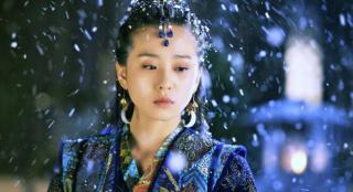 刘诗诗受访透露新作计划 希望再次出演古装戏
