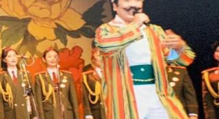 著名歌唱家、舞蹈家、影视演员克里木3月3日凌晨去世
