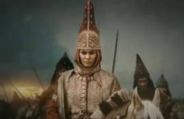 一部哈萨克斯坦古装大片与她的女王丨赏色