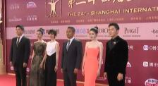 第24届上影节红毯 《中国医生》张涵予、袁泉、李晨等主创亮相