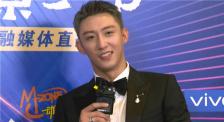 黄景瑜聊新片《维和防暴队》搭档:王一博酷酷的老是偷笑